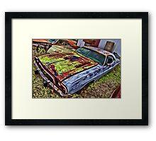 Still a Hemi Framed Print