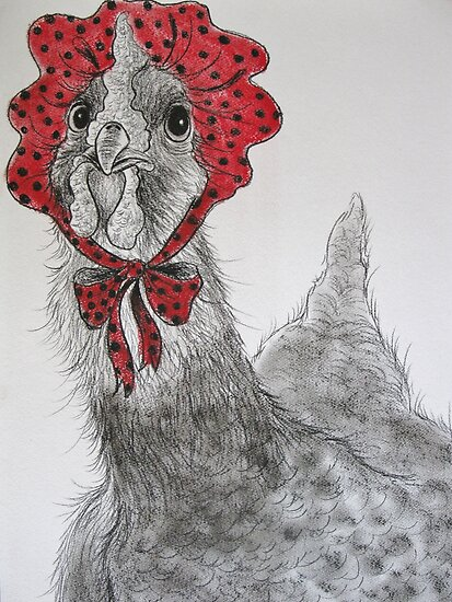My Red Hat by Sally Ford