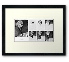 Preston Framed Print