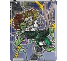 Demonic Twister iPad Case/Skin