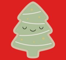 Happy Holidays - Christmas Tree Kids Tee