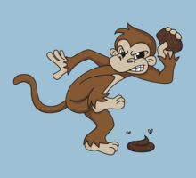 Angry monkey 2 by Ara mink
