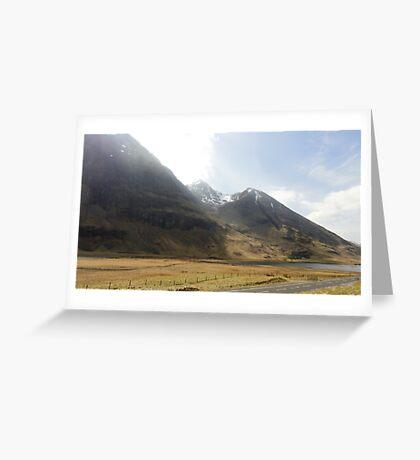 Glencoe Greeting Card