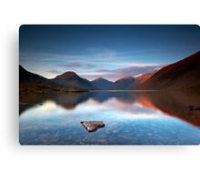 I ♥ Wastwater Canvas Print
