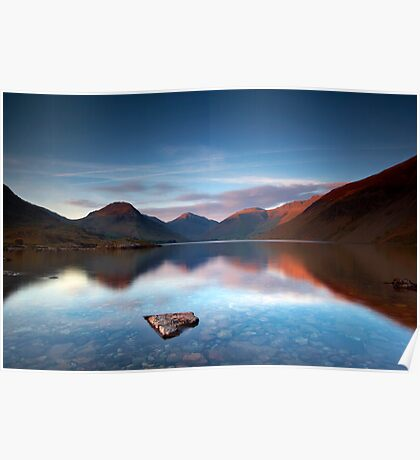 I ♥ Wastwater Poster