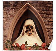 Scary Nun Poster