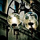 China Town Lights by Andrew Wilson