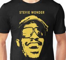 STEVIE WONDER Reyhan5 Songs In The key Of Life Tour Unisex T-Shirt