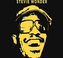 STEVIE WONDER Reyhan5 Songs In The key Of Life Tour Unisex T-Shirt