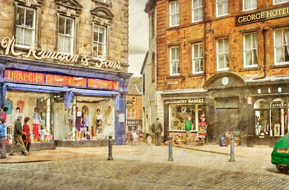 An Old Market Town by patrixpix