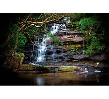 Tranquil Oasis Photographic Print