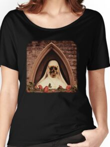 Scary Nun Women's Relaxed Fit T-Shirt