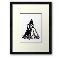 Prodigal Son blk - Urban Framed Print