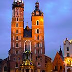 Mariacki Church by Slawomir  Piasecki