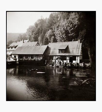 { wassermühle } Photographic Print