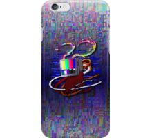 CorrrRupted Data iPhone Case/Skin