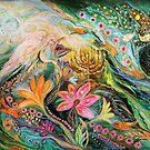 Dreams about Chagall. The sky violin by Elena Kotliarker