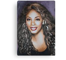 Donna..... Canvas Print