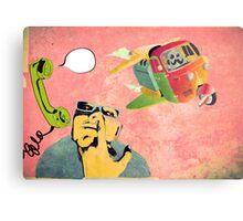 Exciting Zibulski Canvas Print