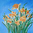 Golden Daffodils by taiche
