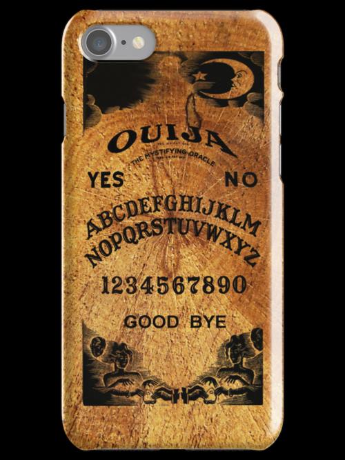 OUIJA by Cliff Vestergaard