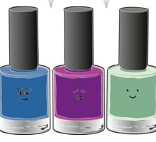 Happy nails Sticker