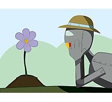 May Robot Photographic Print