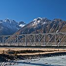Mt Cook National Park by Macanz