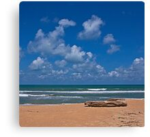 South China Sea Beach. Canvas Print