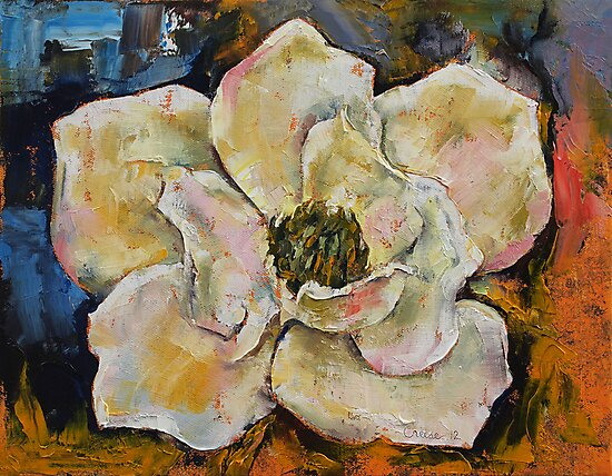 Magnolia by Michael Creese
