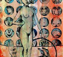 The Dada Show  by John Dicandia  ( JinnDoW )