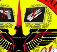 I.T HERO - 007 Sticker