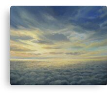 In the Footsteps of Icarus Canvas Print