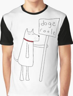 Dogs Roole Graphic T-Shirt