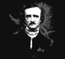 Poe, Edgar Allan Poe T.shirt by Shanina Conway
