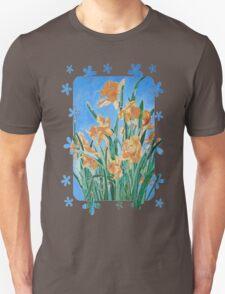 Golden Daffodils Unisex T-Shirt