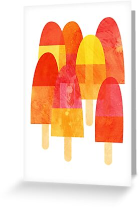 Ice Lollies by Nic Squirrell