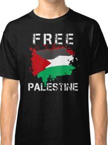 Free Palestine Save Palestina Classic T-Shirt