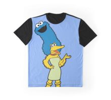 Marge Sesame Graphic T-Shirt