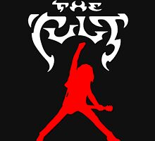 THE CULT Primal Scream Rey2 Tour 2015 Women's Fitted Scoop T-Shirt