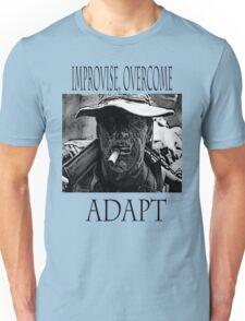 Improvise,overcome,Adapt Unisex T-Shirt