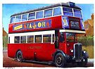 London Transport STL by Mike Jeffries