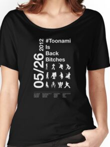 #Toonami Is Back Bitches Women's Relaxed Fit T-Shirt