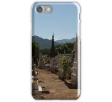 nature and dead - naturalezza y muertos iPhone Case/Skin