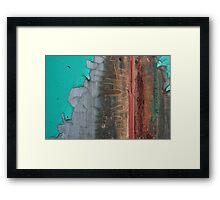 Spirit of the Flint - III Framed Print