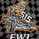 Brisca F1 #515 - Frankie Wainman Jnr by Neil Bedwell