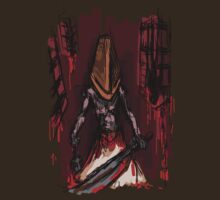 Pyramid Head by Extreme-Fantasy