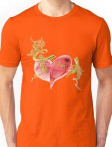 abstract heart Unisex T-Shirt