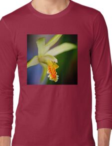 La mia principessa orchidea Long Sleeve T-Shirt