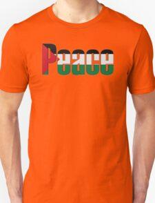 Peace in Palestine Unisex T-Shirt